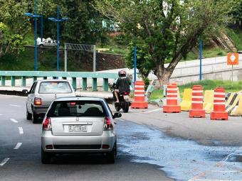 No Dique do Tororó, as alterações no trânsito acontecem no sábado, 29 - Foto: Mila Cordeiro/ Ag. A Tarde