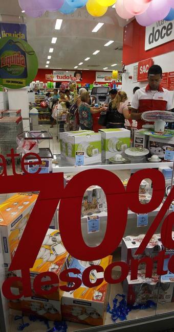Lojistas prometem descontos de até 70% - Foto: Lúcio Távora   Ag. A TARDE