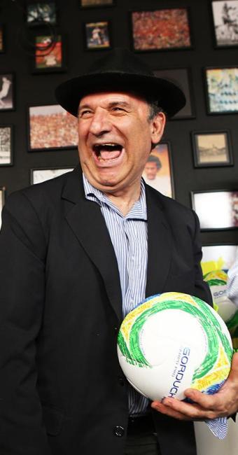 Osmar participou do lançamento oficial da