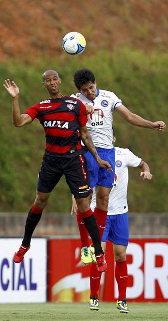 A vantagem nas finais promete acirrar o Ba-Vi de domingo - Foto: Eduardo Martins | Ag. A TARDE
