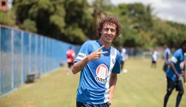 Galhardo vai ter uma nova chance na lateral do Bahia - Foto: Edilson Lima | Ag. A TARDE