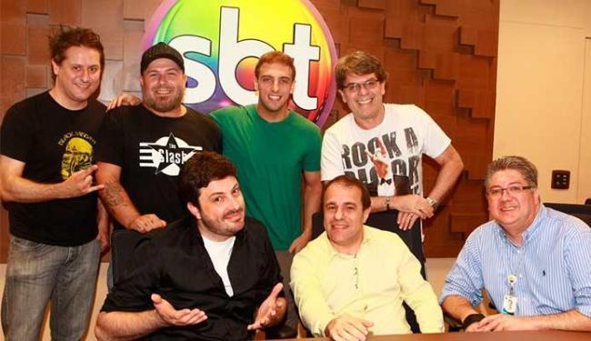 Danilo Gentili levou a equipe da Band para o SBT - Foto: Divulgação