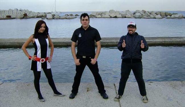 Barcelona foi um dos lugares que a banda passou - Foto: Arquivo Pessoal