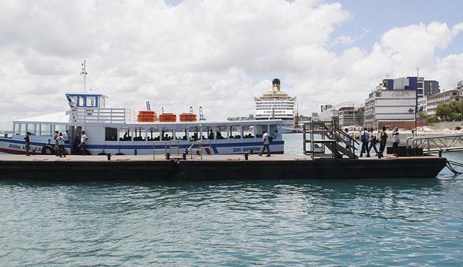 De acordo com a Astramab, 14 embarcações operam nesta quinta - Foto: Joá Souza   Ag. A TARDE