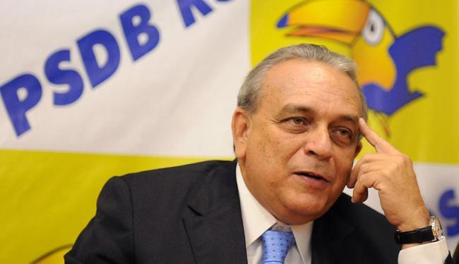 Deputado estava internado para tratar um câncer no pulmão - Foto: Edu Andrade | Agência Estado