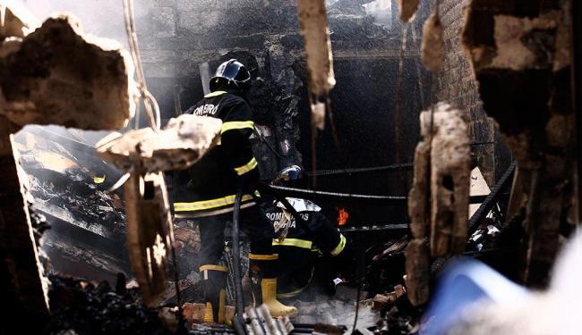 Causa do incêndio ainda é investigada - Foto: Luiz Tito | Ag. A TARDE