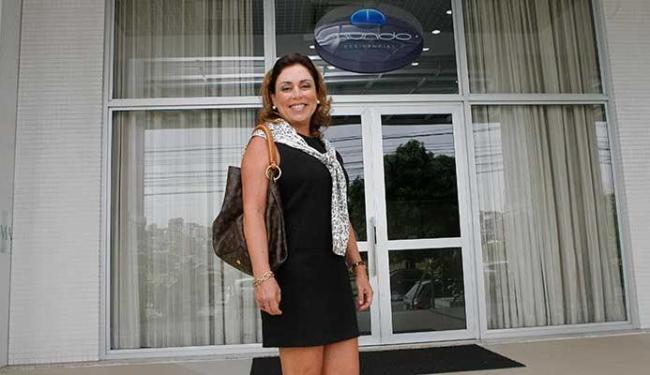Jacqueline Erdens começou a investir em imóveis e não parou mais - Foto: Marco Aurélio Martins   Ag. A TARDE