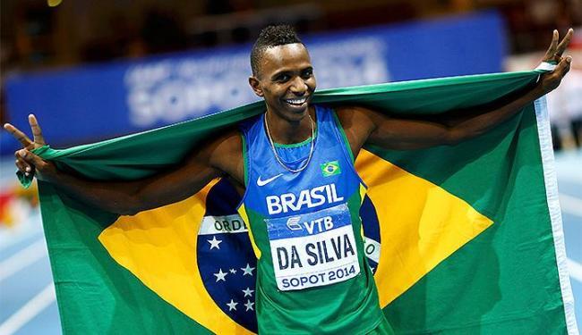 O brasileiro Duda conquistou o ouro no último salto - Foto: Kai Pfaffenbach l Reuters