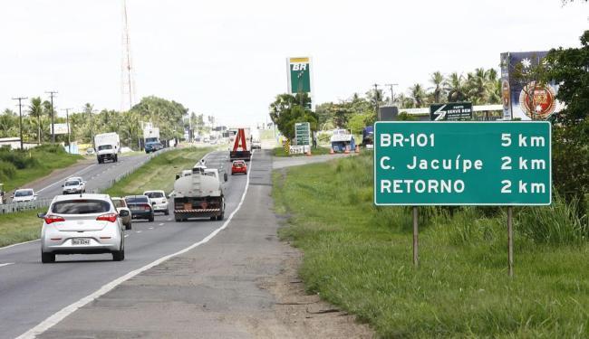 Rotas rodoviárias são opções para quem vai de carro à ilha - Foto: Margarida Neide | Ag. A TARDE
