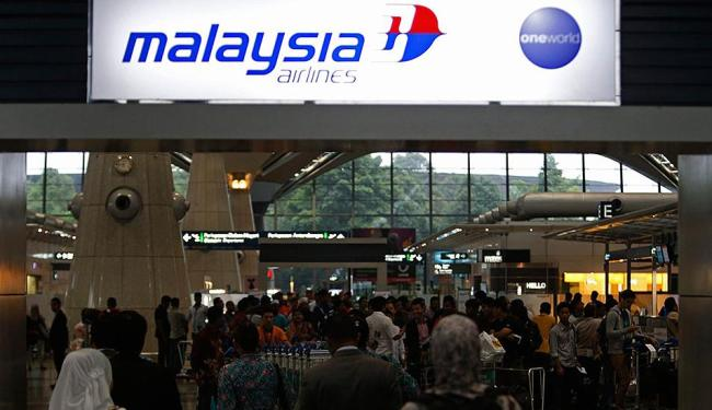 Avião da Malaysia Airlines pode ter desviado de sua rota programada antes de desaparecer dos radares - Foto: Agência Reuters