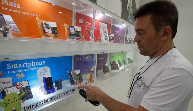 Autorização da Anatel garante ampliação de direitos dos usuários - Foto: Lúcio Távora   Ag. A TARDE