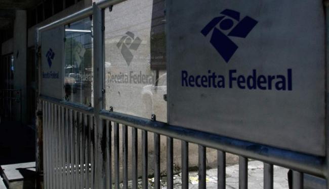 Receita Federal - Foto: Luiz Tito/Ag. A Tarde