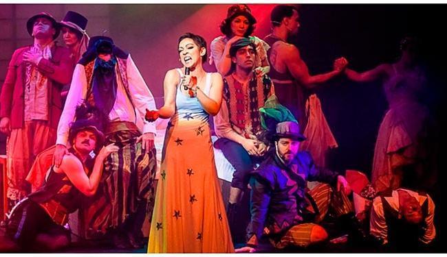 Laila conquistou o prêmio por sua atuação na peça Elis, a musical - Foto: Divulgação