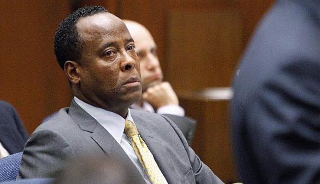 Murray foi condenado a quatro anos de prisão - Foto: Agência Reuters