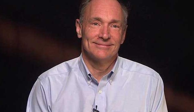 Tim Berners-Lee criou a World Wide Web - Foto: Reprodução