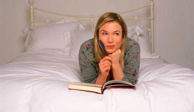 A personagem Bridget Jones é uma das solteiras famosas do cinema e da literatura - Foto: Divulgação