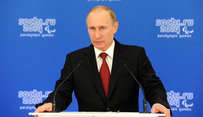 Presidente da Rússia tem respaldo de 71,6% dos russos, - Foto: Agência Reuters