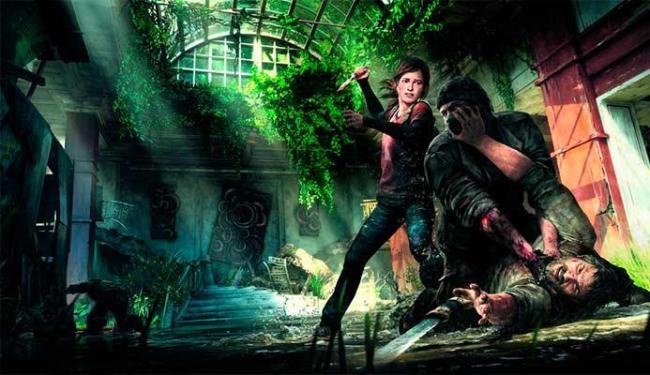 Game mostra uma improvável dupla sobrevivendo em um mundo infestado de zumbiz - e humanos irracionai - Foto: Divulgação