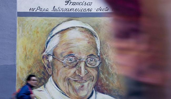 Francisco é o primeiro papa latinoamericano - Foto: AP Photo