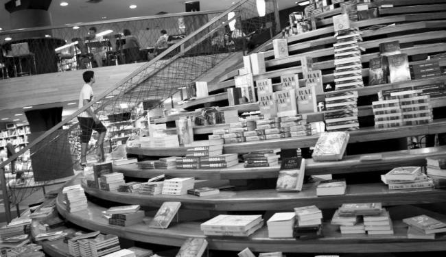 Megalivraria em shopping de Salvador: ponto de encontro - Foto: Fernando Vivas   Ag. A TARDE