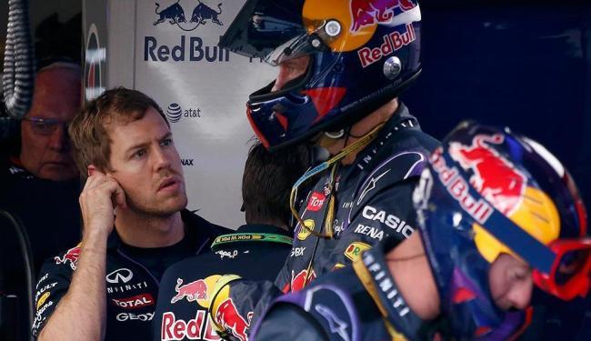 Atual tetracampeão não passou da terceira volta no GP da Austrália - Foto: David Gray   Agência Reuters