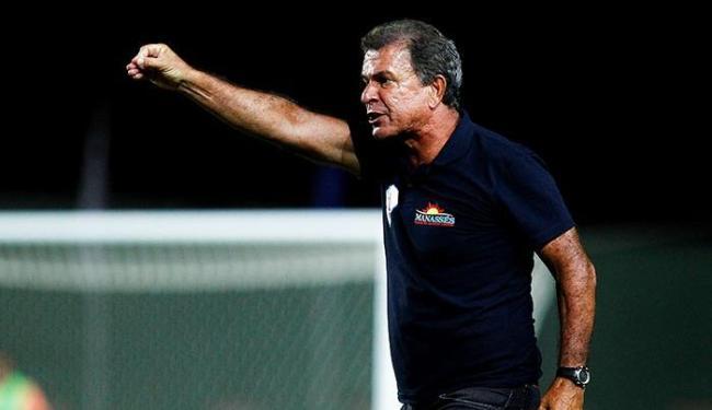 Time do técnico Ricardo Silva precisa vencer e torcer por um tropeço do Conquista - Foto: Eduardo Martins   Ag. A Tarde