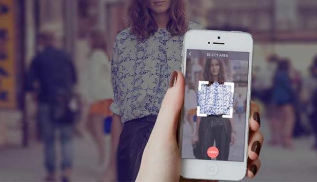 Asap54 reconhece roupa e mostra em que lojas podem ser encontradas - Foto: Divulgação