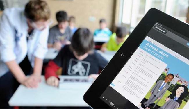 Livros poderão ser lidos em tablets ou e-readers - Foto: Reprodução
