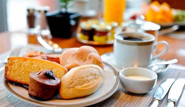 Café da manhã é a principal refeição do dia - Foto: Reprodução