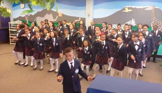 Crianças arrasam com coreografia bem elaborada - Foto: Reprodução | Youtube