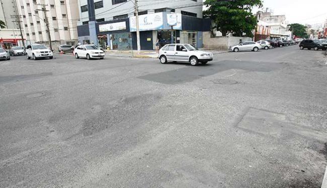 Rua Minas Gerais foi um dos lugares que virou Zona Azul - Foto: Fernando Amorim | Ag. A TARDE