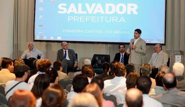 Projeto apresentado pelo prefeito trata do planejamento para a cidade para os próximos 35 anos - Foto: Divulgação | Agecom
