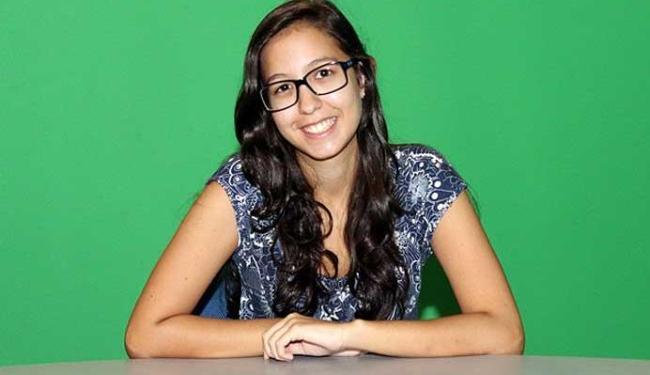 Carolina dividiu bem o tempo entre estudos e lazer - Foto: Divulgação   Isba