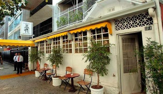 Antiquarius é um dos restaurantes que Claudio Nogueira recomendou por ter