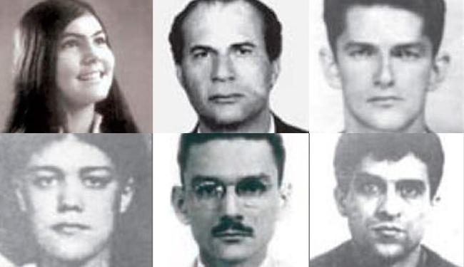 A maioria das vítimas era jovem, com idade entre 18 e 24 anos e militava contra a ditadura - Foto: Reprodução