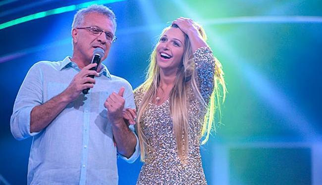 Tatiele foi eliminada com 54% dos votos após uma disputa com o amigo Marcelo - Foto: TV Globo   Divulgação