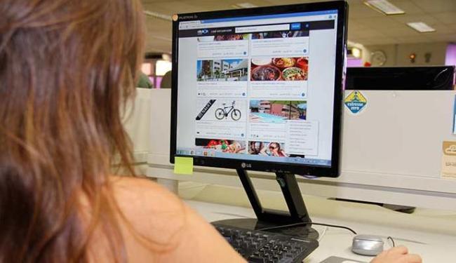 Compras online feitas na Bahia terão imposto pago para o próprio Estado - Foto: Joá Souza | Ag. A TARDE