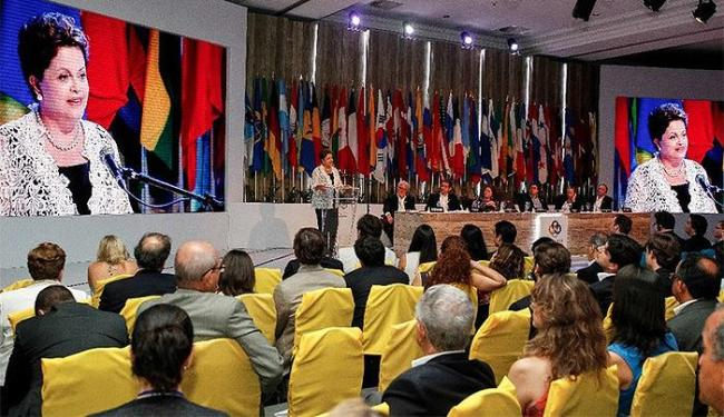 Presidente mostrou dados positivos do seu governo - Foto: Roberto Stuckert Filho l Palácio do Planalto