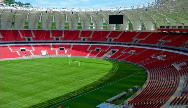 Estádio ainda vive indecisão nas obras externas - Foto: Dilvulgação l João Linck