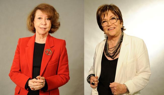 Atrizes formarão um casal lésbico na trama Três Mulheres - Foto: Divulgação
