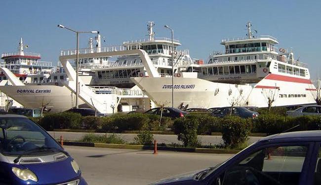 As duas embarcações dobrarão a capacidade de transporte de carros - Foto: Divulgação/Agecom