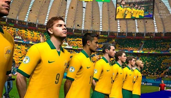 Fifa World Cup terá todos os estádio da Copa do Mundo - Foto: Divuglação