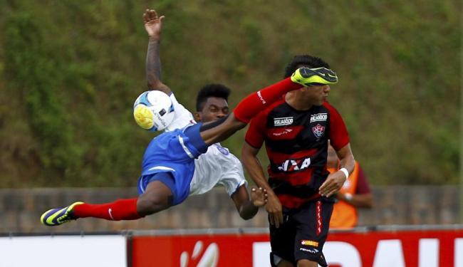 Técnicos apostam em time mais ofensivo, fugindo do equilíbrio do 1 a 1 do primeiro Ba-Vi de 2014 - Foto: Eduardo Martins   Ag. A TARDE