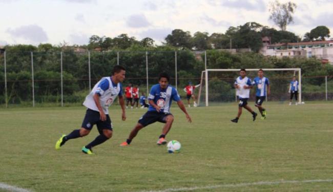 Marquinhos também deve promover mudança na lateral, caso lesão de Guilherme Santos se confirme - Foto: Esporte Clube Bahia | Divulgação