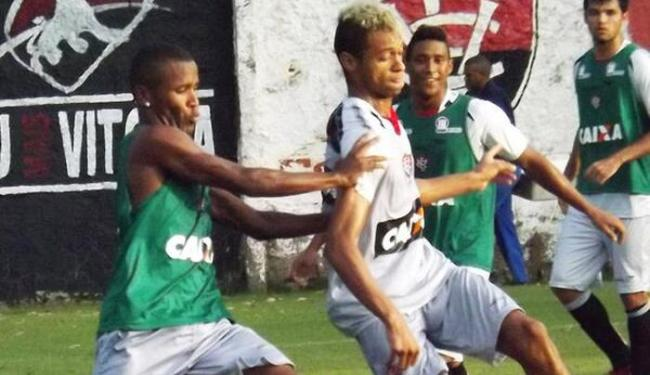Somente reservas e atletas que atuaram menos de 45 minutos contra o Conquista estiveram na Toca - Foto: Esporte Clube Vitória | Divulgação