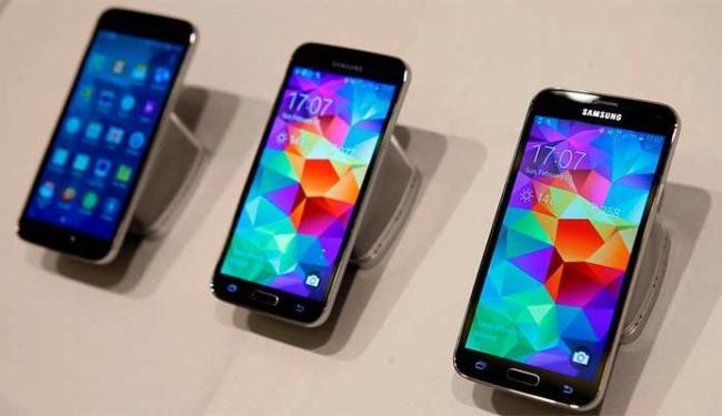 Galaxy S5 chega ao país no dia 11 de abril - Foto: Agência Reuters