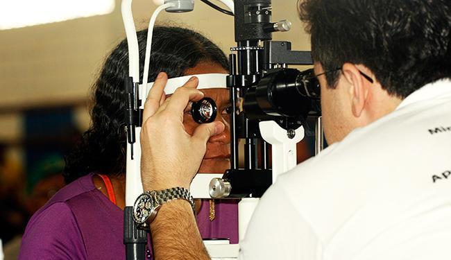 Resultado de imagem para mutirão do glaucoma