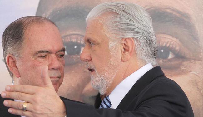 Leão foi indicado pelo PP, que tem mais força eleitoral do que o PDT, afirmou Wagner - Foto: Lúcio Távora | Arquivo | Ag. A TARDE