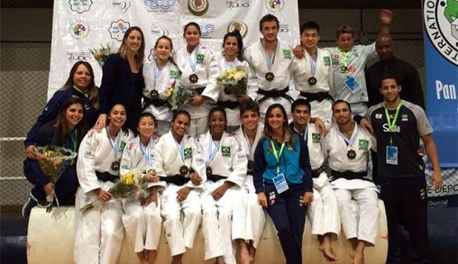 O Brasil faturou 19 medalhas no Panamerican Open de Buenos Aires - Foto: Divulgação l CBJ
