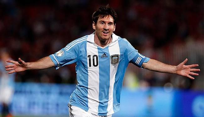 Craque aregntino aponta Alemanha, Brasil, Espanha e França para o título - Foto: Ivan Alvarado l Reuters